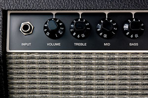 guitar amp controls